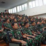 Danlantamal V Hadiri Pembukaan Latihan Puncak Armada Jaya ke-37