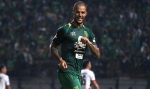 Persebaya bidik sang mantan Striker David da SilvaPersebaya bidik sang mantan Striker David da Silva