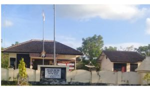 Kantor Polsek Raas (istimewa)