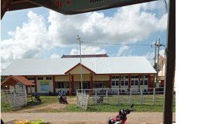 Foto:Rumah Sakit Abuya Kangean.(istimewa)